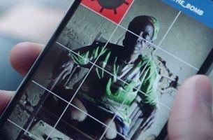 Saatchi Denmark's #Minesweeper Instagram Game Reveals Horrors of Landmines