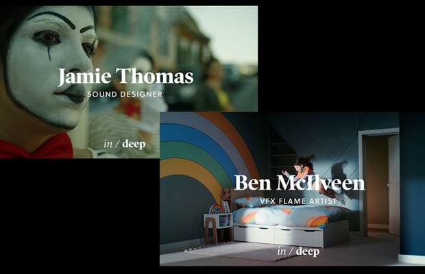 Get to Know Creatives at UNIT Featuring in IN / DEEP YouTube Series