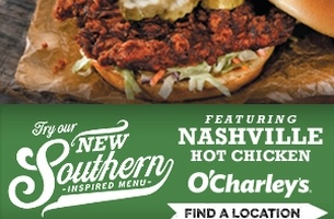 O'Charley's Promotes Proper Hot Chicken in Campaign from BOHAN