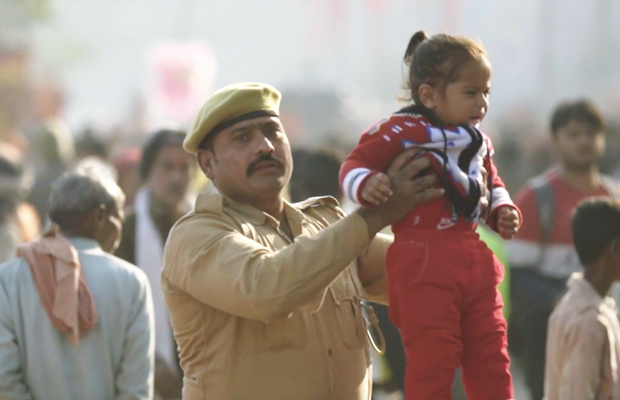 Geometry Encompass Celebrates the Unsung Heroes of the Magh Mela Festival
