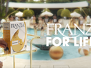 Franzia's First Ad in Over 35 Years Celebrates 'Franz for Life'