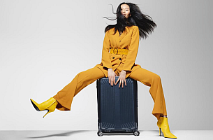 Samsonite Taps Rankin's The Full Service for #GenerationGO