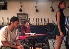 Singer Izzy Bizu Graces Wave Music's 'Après-Session' Series