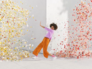 Flying Flowers Take You on a Sensorial Taste Experience in Grey Goose Film
