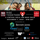 War Child Canada Hosts Star-Studded Gala