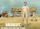Blush Easily? Absolut Employees Bare All to Show it Really is 'The Vodka With Nothing To Hide'