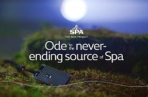 JWT Amsterdam Presents an Ode to the Never-ending Source of Spa