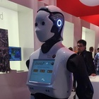 Mobile World Congress - Robots, Cars and Old Phones