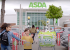 Asda's Iconic Pocket Tap is Back for 'That's Asda Price' Campaign