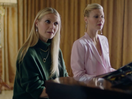 It's Paltrow Versus Paltrow in This Arch Tale of Sibling Rivalry