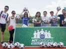 Nivea Men Scores With Harimau Malaysia Stars