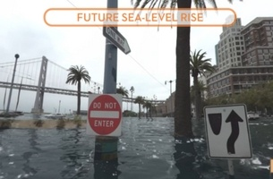 Tactic's New VR Campaign Shows the Hazardous Effects of Sea Level Rise on San Francisco