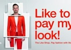 Strellson Launches First Ever Online 'Like Shop' to Attract Digital Natives