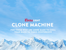 Coors Light Clone Machine to the Rescue for All Your Boring Video Conferencing Needs