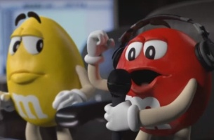Look Back on 75 Years of M&M's Advertising with BBDO NY's Candyman Remix