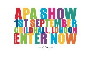 The APA Show Opens for Entries