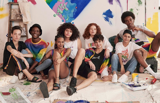 YOUTH MODE Soundtracks H&M's Latest 'Love For All' Campaign