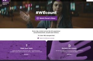 Cheil & Blippar's #WEcount Campaign Aims to Reclaim London for Women