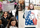CinemaStreet Pictures' Dana Offenbach Commemorates the Women's March