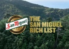 The San Miguel Rich List Returns with the 2017 Edition