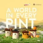 NOMINT's Christos & Yannis Pack a Colourful Punch Into Cartons of Talenti for Fallon