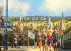 Great Western Railway - Five and the Missing Jewels