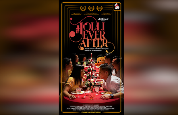 Fast-Food Chain Breaks Out of Typical Fairytale Endings with Interactive Tiktok Rom-Com #JolliEverAfter
