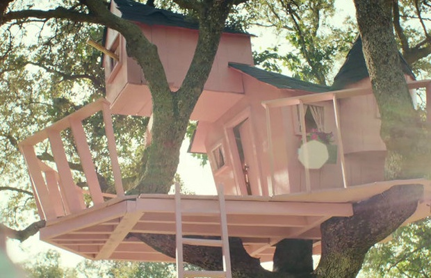 JWT London's Tree Palace for HSBC | LBBOnline