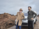 Jack and Michael Whitehall Discover the 'Knob' in Funny Land Rover Film