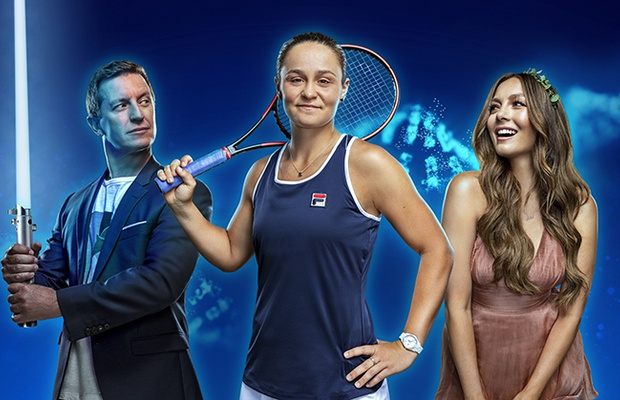 Rove, Ricki-Lee and Ash Barty Team Up to Launch Disney+ DNA