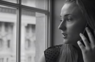 Game of Thrones' Sophie Turner Recounts 'The Night Before' for Mr. Burberry