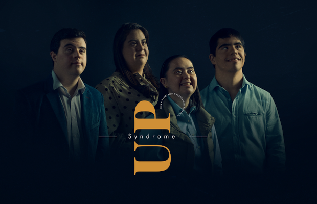 The Only Way is Up for Down Syndrome in Powerful Campaign