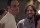 A Chef Gets the Ultimate Christmas Surprise in This Metro Spot