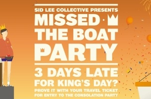 Sid Lee Collective Preps Consolation Party for Disappointed Tourists