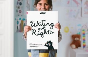 'Writing Our Rights' Children's Workbook Introduces Young Girls to Female Political Trailblazers