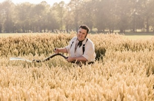 Comedian Peter Kay Stars in New 'Pride & Breadjudice' Ad Campaign For Warburtons