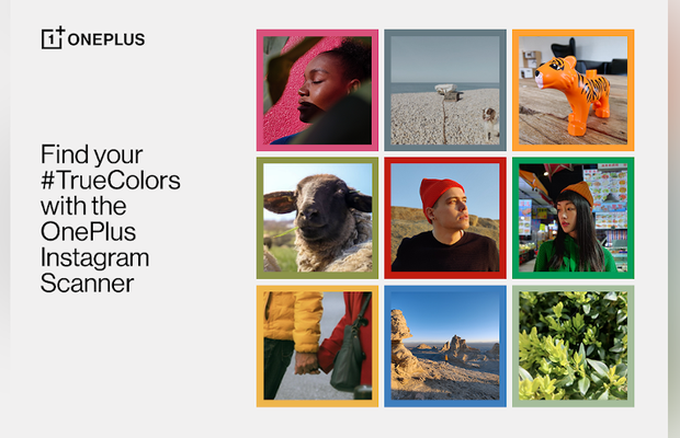 Google Vision AI Powers OnePlus' Innovative 'True Colors' Instagram Scanner