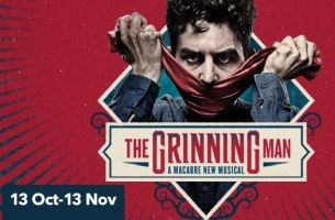 Manners McDade Publishes First Musical 'The Grinning Man'