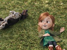 Nature-Loving Daughter Swaps Out Meat in Charming Animated Spot