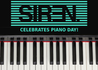 SIREN Celebrates Piano Day
