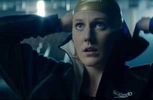Marshall Street Edits Star Swimmers for Speedo
