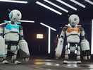 Behind the Work: Bringing ŠKODA's Robot Brothers To Life
