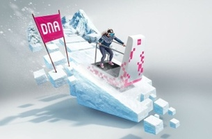 Experience the Rush of Downhill Skiing with the Finnish National Alpine Team