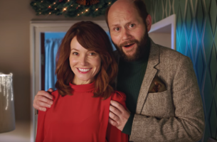 Sing Song Merrily On High: W+K London Serves Up A Surprising Christmas for TK Maxx