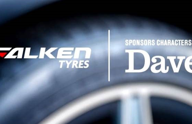 Spark Foundry Launches First Ever TV Sponsorship Deal for Falken Tyres