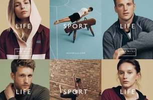 Jack Wills Enlists Diverse Array of Athletes and Influencers to Showcase SPORTxLIFE Range