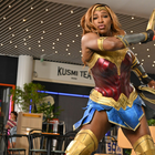 Tennis Star Serena Williams Collides with Wonder Woman in Action Fuelled Spot for DIRECTV Streaming Service