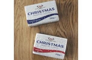 W+K London Gets Festive For New Lurpak Packaging