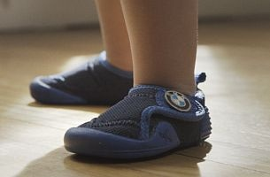 BMW and FCB Inferno Launch Revolutionary Baby Boots