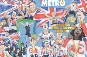 Grey London Creatives Pay Tribute to Britain's Paralympians